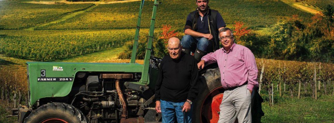 #WineCrushWednesday: Meet Benoit Trocard of Château Trocard