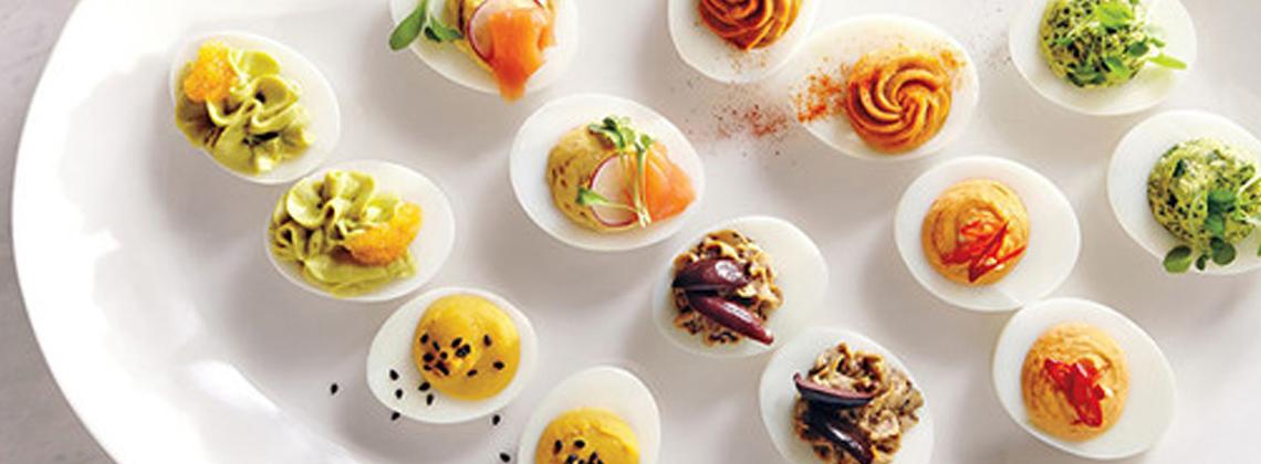 À table pour Pâques!