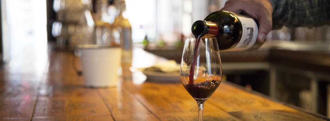 C'est l'automne: place aux Bordeaux rouges!
