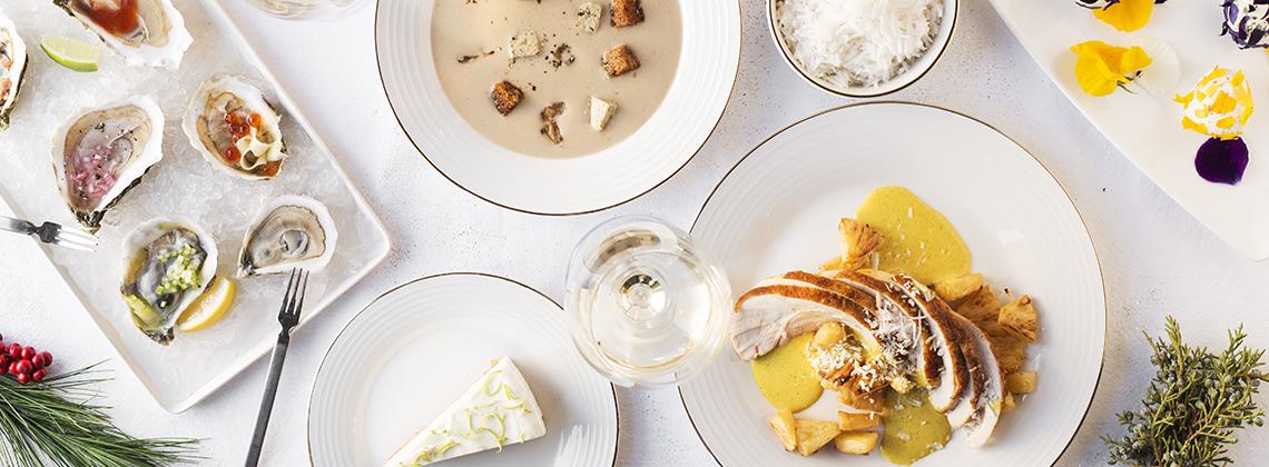 Comment changer du traditionnel repas de Noël ?