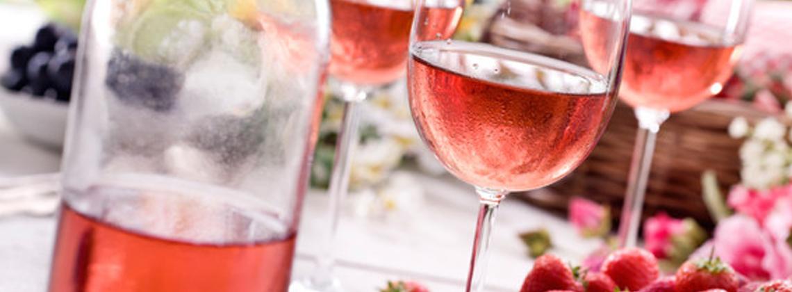 Recettes estivales pour Bordeaux Rosé