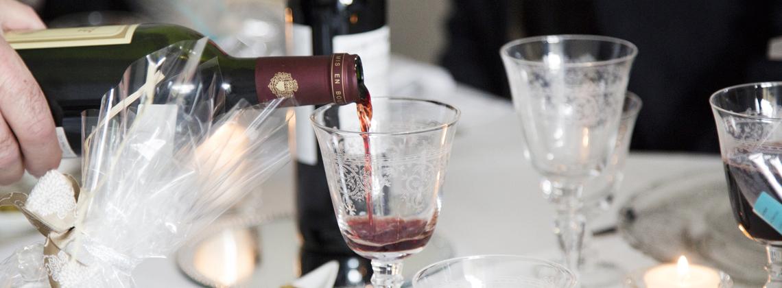Une soirée de fêtes aux couleurs des vins de Bordeaux