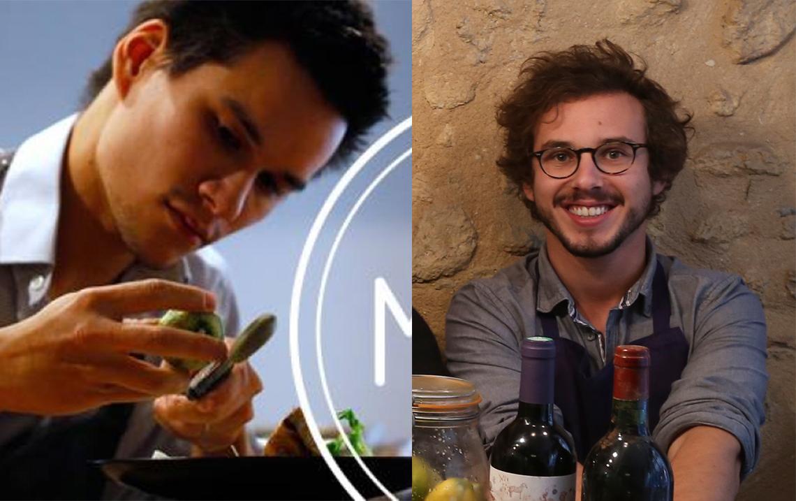 Bordeaux Fête Le Vin : Duo de chefs autour d'un vin blanc doux de Bordeaux