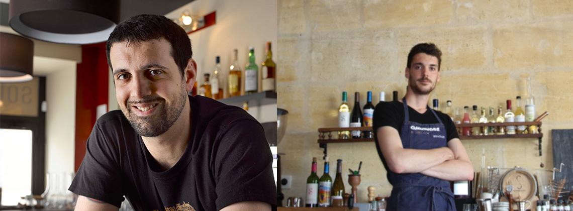 Bordeaux Fête Le Vin: Duo de chefs autour d'un Vin Blanc Sec de Bordeaux