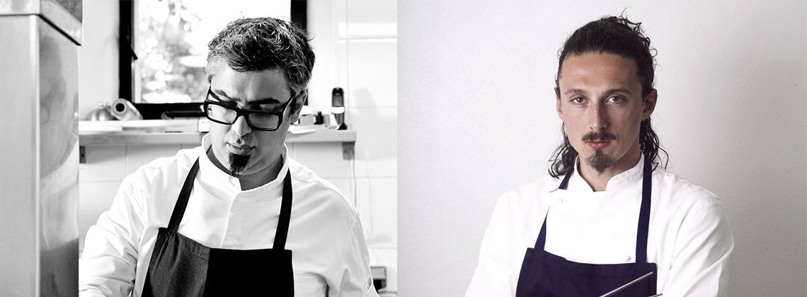 Bordeaux Fête le Vin: Duo de chefs autour d'un vin rouge de Bordeaux