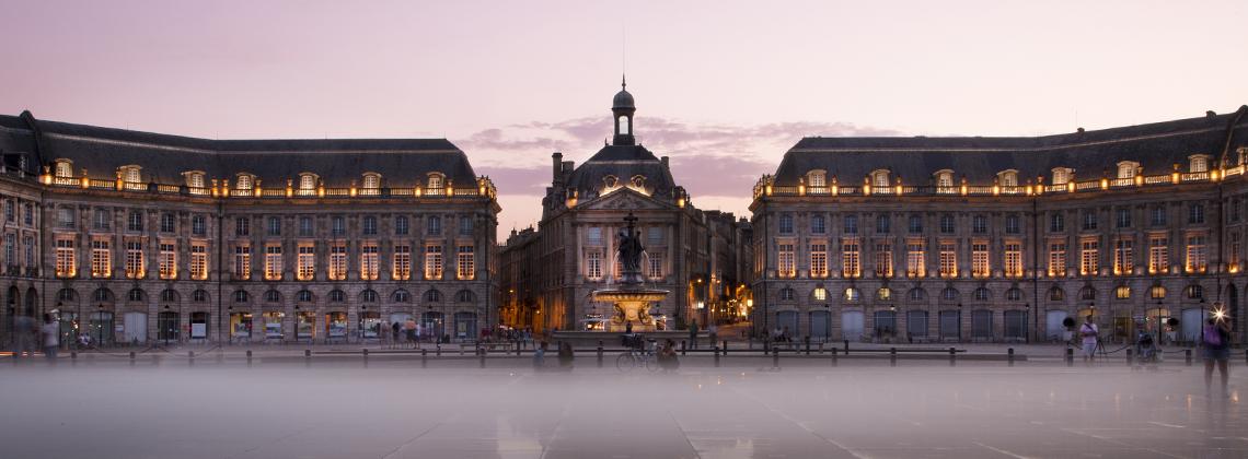 Cinq manières de vivre Bordeaux cet automne