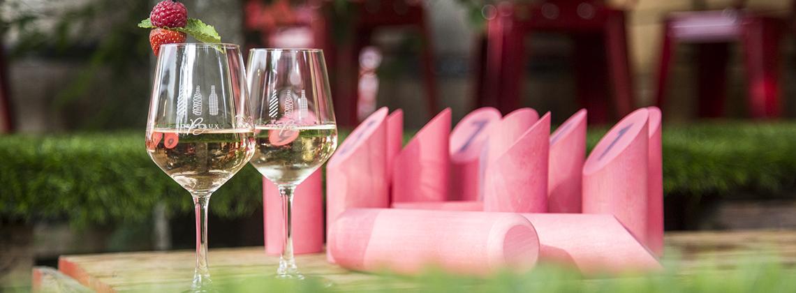 La Villa Nantucket et les vins de Bordeaux s'associent le temps d'une soirée.