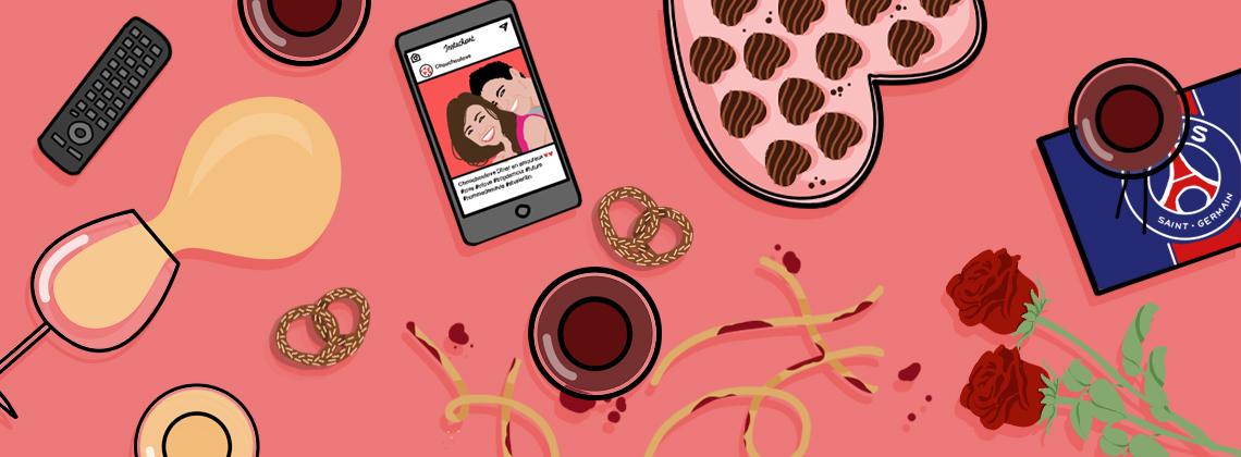 Quel vin de Bordeaux pour quelle St Valentin ?