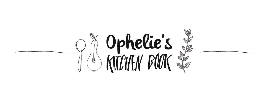 Rencontre avec Ophélie's Kitchen Book, bloggeuse food