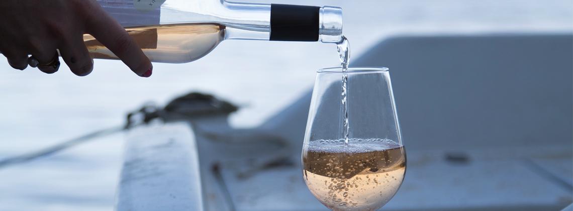 Tout savoir sur les rosés de Bordeaux
