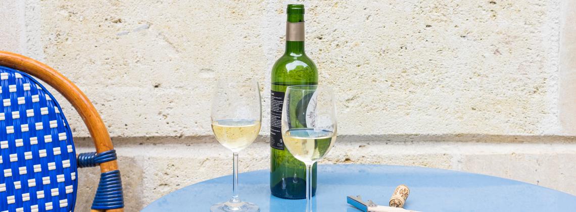 Tout savoir sur les vins blancs secs