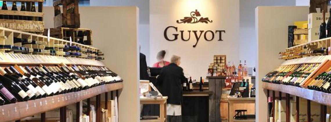 Portrait de Patrick TAYOL-GUYOT, des Caves Guyot