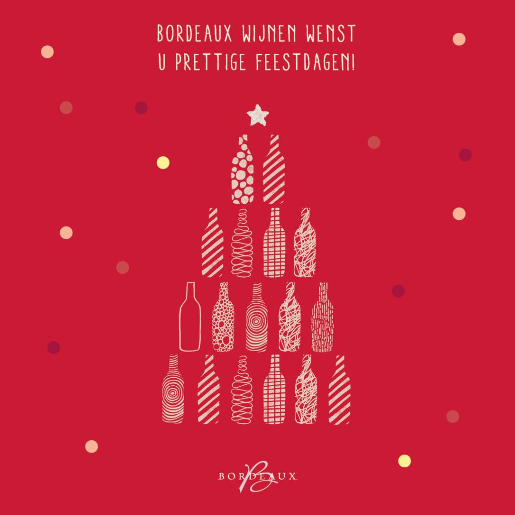 Wij Wensen Je Een Zalig Kerstfeest En Een Gelukkig Nieuwjaar De