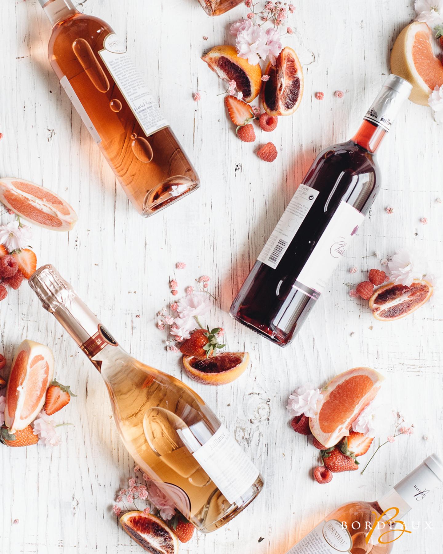 roséwijnen aperitief Bordeaux