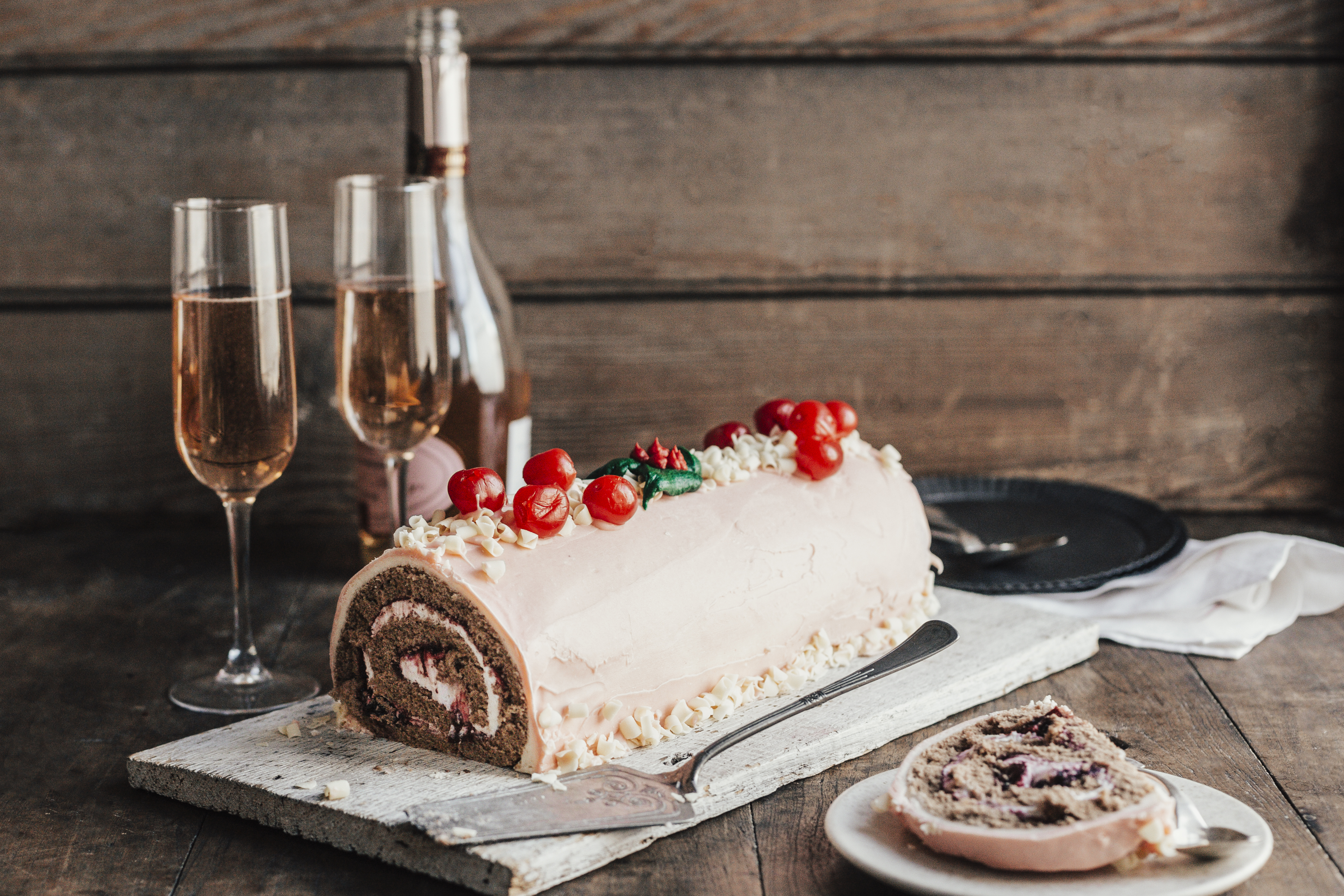 Vind de perfecte wijn voor elke kerststronk
