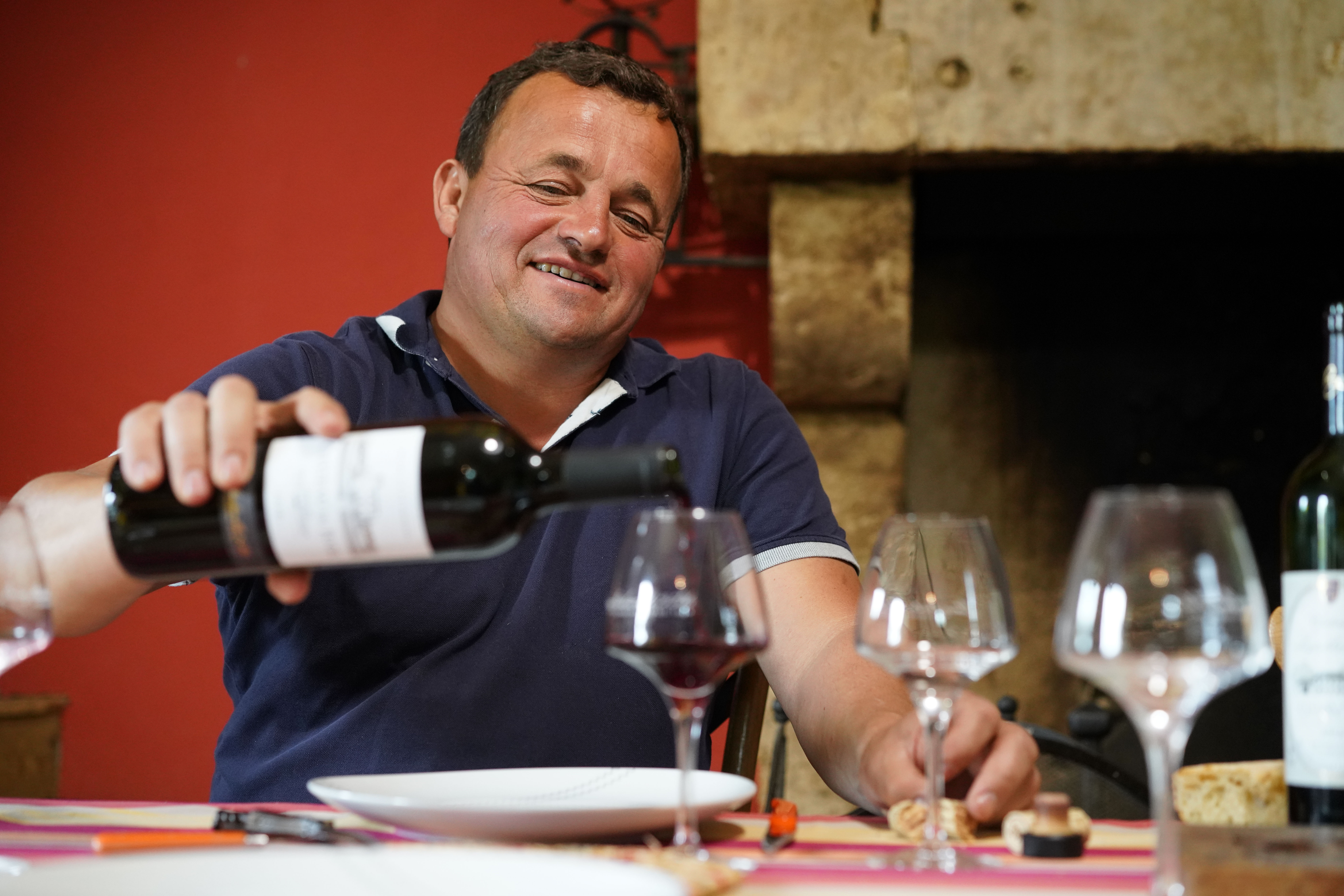 Marc Medeville portrait interview vigneron vin de Bordeaux