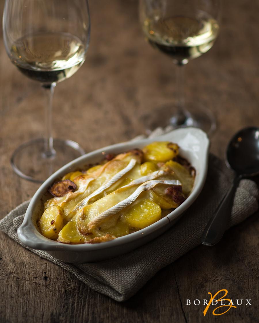 tartiflette aardappelen winter